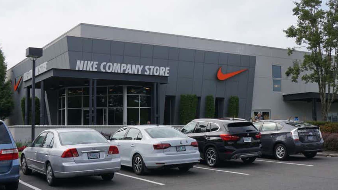 Nike Employee Company Store Oregon