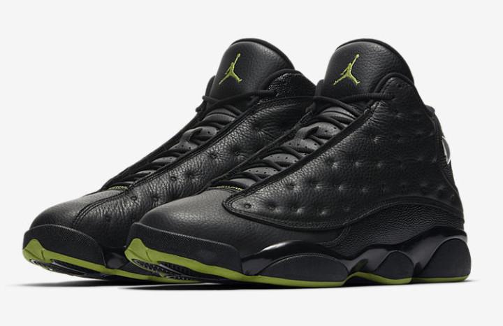 "Air Jordan XIII ""Altitude"""