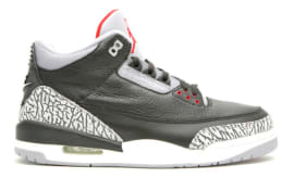 Black Cement Air Jordan 3 Nike Air 2018 854262-001