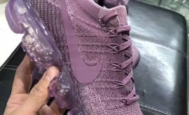 Nike VaporMax Purple Release Date Side