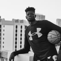 Mo Bamba Under Armour Basketball