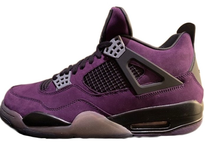 Travis Scott x Air Jordan 4 'Roxo'