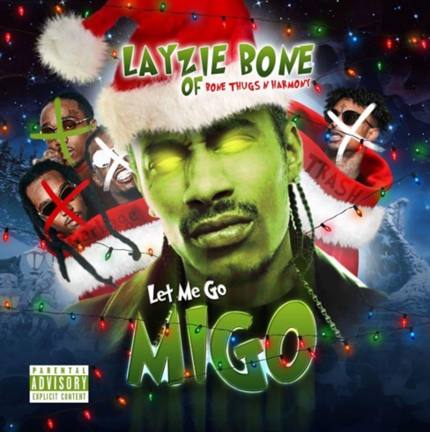 Let Me Go Migo Artwork