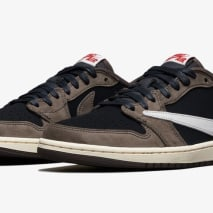 Travis Scott x Air Jordan 1 Low CQ4277-001 (Pair)