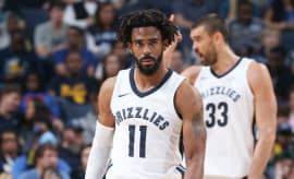 Mike Conley Air Jordan 32 Grizzlies PE