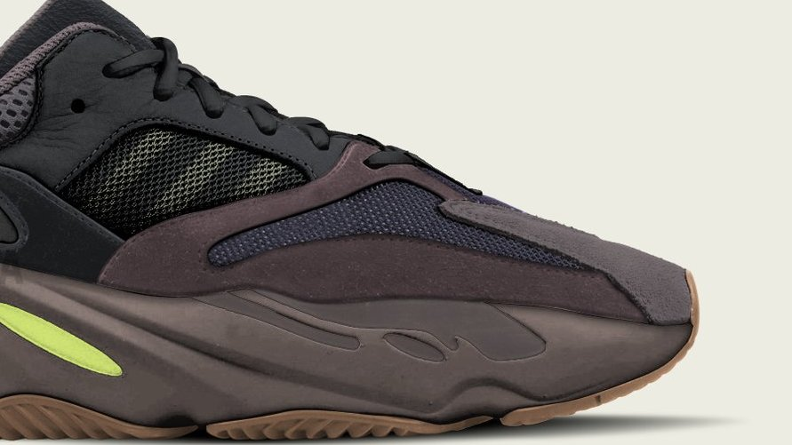 03c8032c915 The latest rumored release details for Kanye West s Adidas Yeezy Boost 700  sneakers in  Muave Muave Muave.  Find out when the brown and neon green  colorway ...