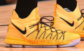 Kevin Durant Nike KD 9 Elite Yellow/Black PE