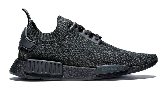 "0c7ee2fb1 Adidas NMD PK ""Pitch Black"""