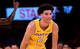 Lonzo Ball Debut Big Baller Brand ZO2 Prime Remix