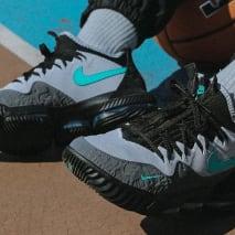 Atmos x Nike LeBron 16 Low 'Clear Jade' 2