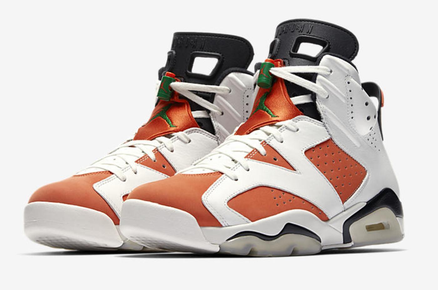 "Air Jordan VI ""Gatorade"""