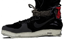 Acronym Nike Air Force 1 High Downtown SP