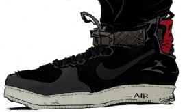 Acronym Nike Air Force 1 High Downtown SP