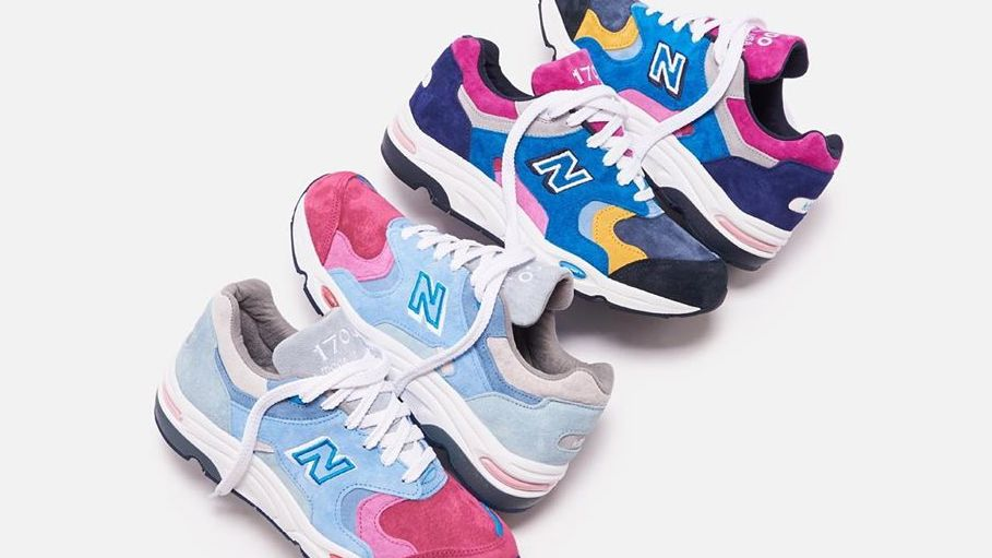 Best Style Releases This Week: Kith x New Balance, Fear of God, John Elliott & More