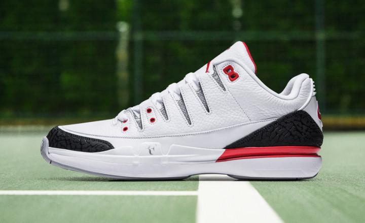 Nike Roger Federer Nike Zoom Vapor Air Jordan 3