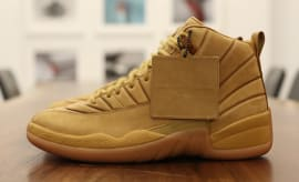 PSNY x Air Jordan 12 Wheat Release Date Profile