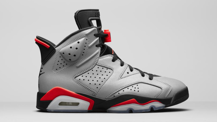 separation shoes 400fb c67e2 Air Jordan 6 Retro  Reflections of a Champion  CI4072-001 Lateral