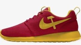 33fa373e4678e Donald Trump Jr. Russian Nike Roshe