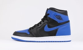Air Jordan 1 Royal Restock Drawing