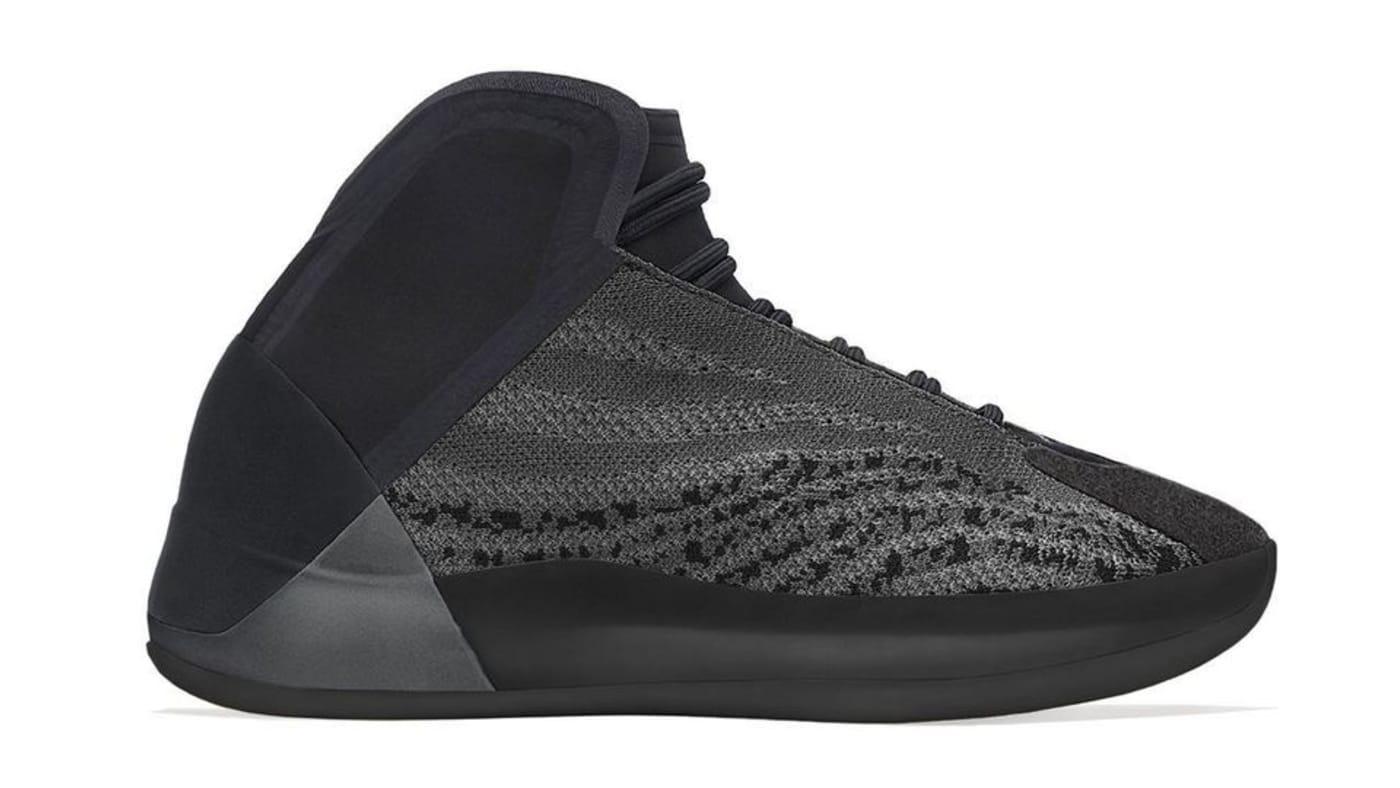Adidas Yeezy QNTM 'Onyx' (lateral)