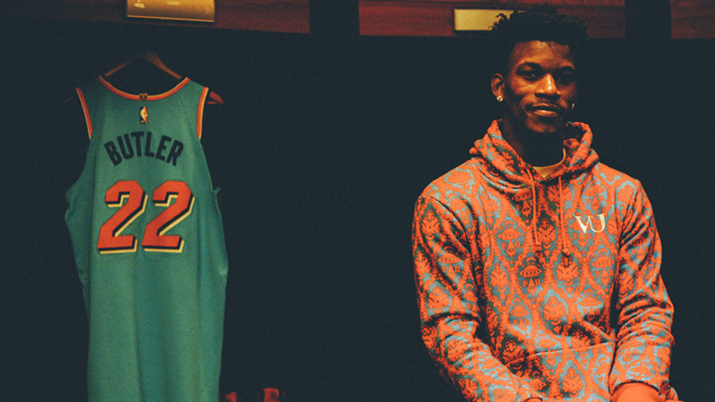 Jimmy Butler Talks Sneakers Relationship With Michael Jordan More Complex