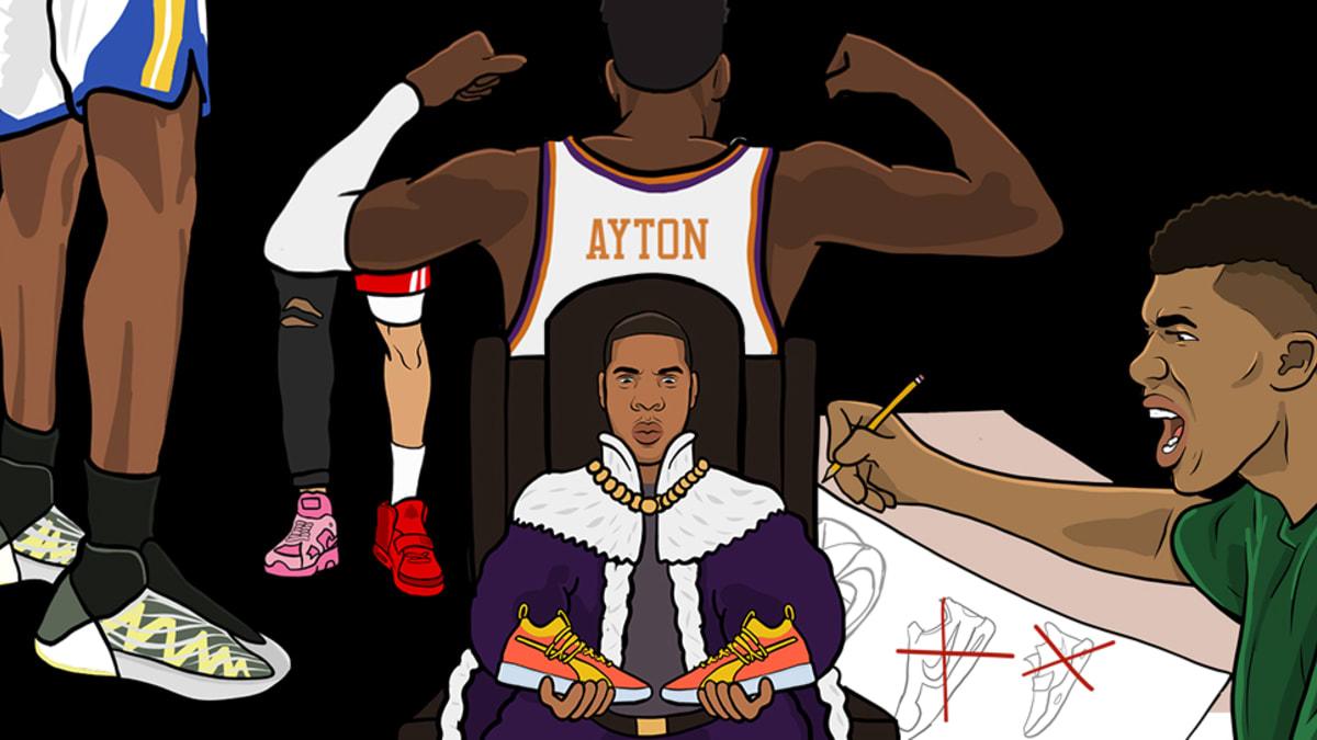 5da754c5587 The Biggest Sneaker Storylines of the 2018-19 NBA Season