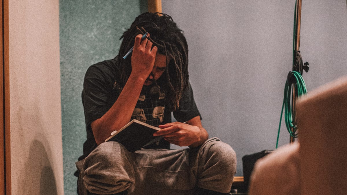 Experiencing Dreamville's Rap Camp Through the Lens of Chase Fade