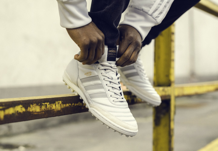adidas Just Reinvented the Iconic Mundial as a Sneaker for