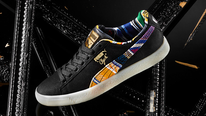 Limited Edition Pumas Pay Homage to Notorious B.I.G.'s