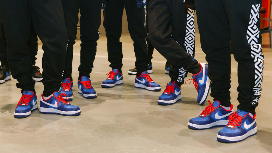Nike NYXL Air Force 1