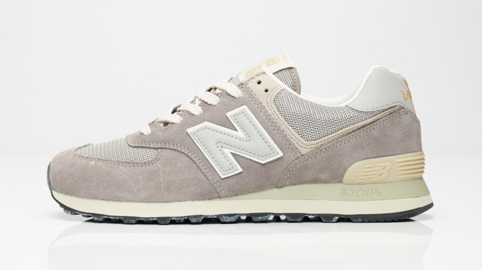 New Balance 574 'Steel Grey'