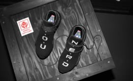 NERD Pharrell Adidas NMD HU ComplexCon Exclusive Release Date Top
