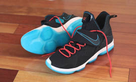 Nike LeBron 14 Red Carpet Release Date 943323-002