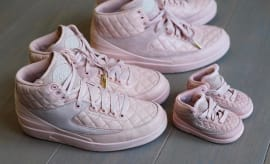 Arctic Orange Pink Don C x Air Jordan 2 Release Date