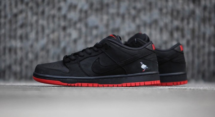 Nike SB Dunk Low Black Pigeon Release Date 88323-008 (7)