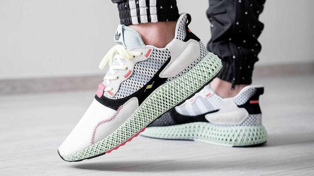 First Look at the $350 Adidas ZX 4000 4D