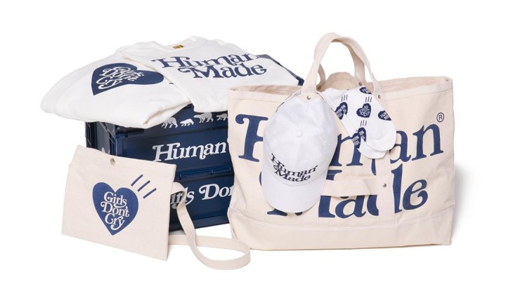 Human Made x Girls Don't Cry '1928 Kyoto' Collection