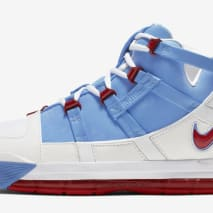 Nike Zoom LeBron 3 'Houston All-Star' AO2434-400 (Lateral)