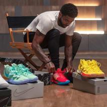 Spongebob x Nike Kyrie Collection