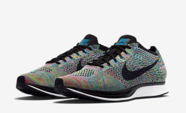 "Nike Flyknit Racer ""Mulitcolor"""