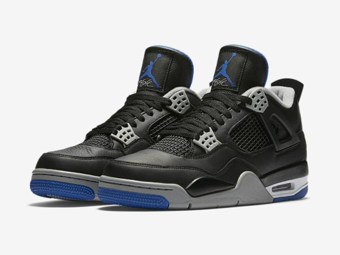 "Air Jordan IV ""Motorsport Alternate"""