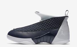 "Air Jordan XV ""Obsidian"""