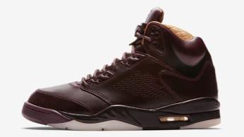 """Air Jordan V PRM """"Bordeaux"""""""