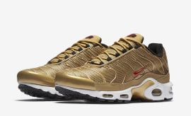 "Nike Air Max Plus ""Metallic Gold"""