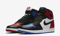 "Air Jordan 1 High ""Top Three"" side"