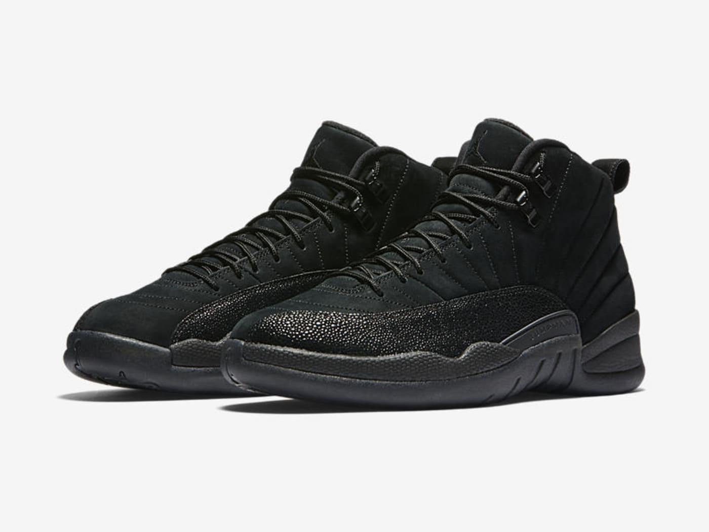 "OVO x Air Jordan XII ""Black"""