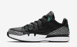 Nikecourt Zoom Vapor RF x Air Jordan III