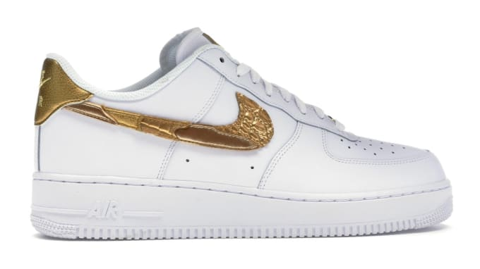 new product 46795 0b200 Nike Air Force 1 Low CR7 Midsole
