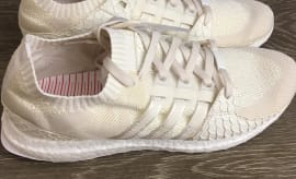 Pusha T Adidas EQT Boost Friends & Family Cream