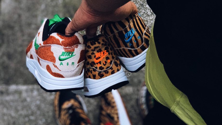 Atmos x Nike Air Max 1 'Animal 3.0' Pack Release Date